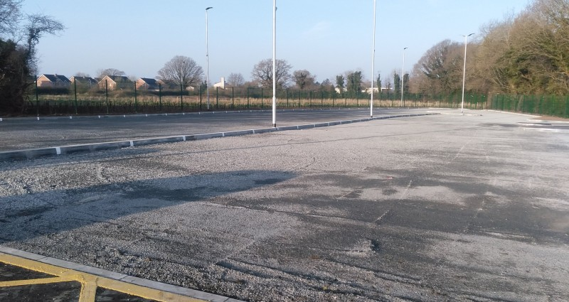 Craigavon Area Hospital New Car Parks